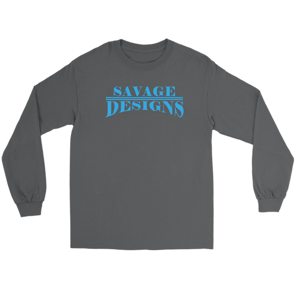 Savage Designs Classic Modern Turquoise Long Sleeve- 10 Colors