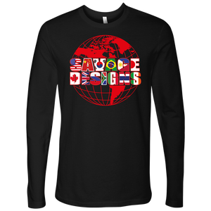 Savage Designs Global Long Sleeve