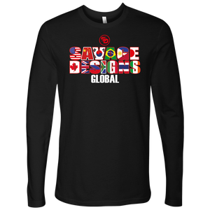 Savage Designs Global Long Sleeve Front and Back