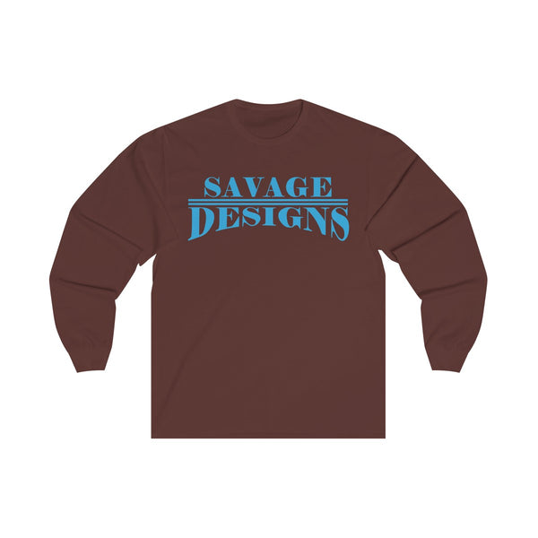 Savage Designs Classic Modern Turquoise Long Sleeve- 4 Colors