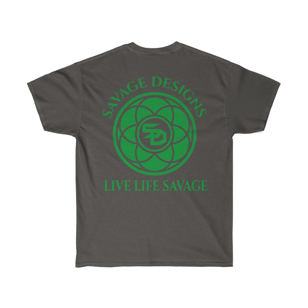Savage Designs Egyptian Seed of Life Green- 6 Colors