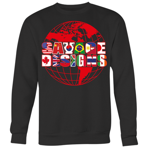 Savage Designs Global Sweatshirt