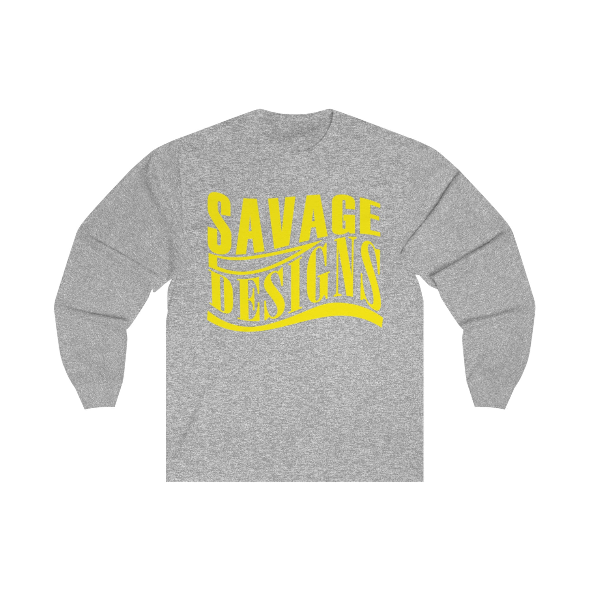 Savage Designs Warped Curve Yellow- 6 Colors