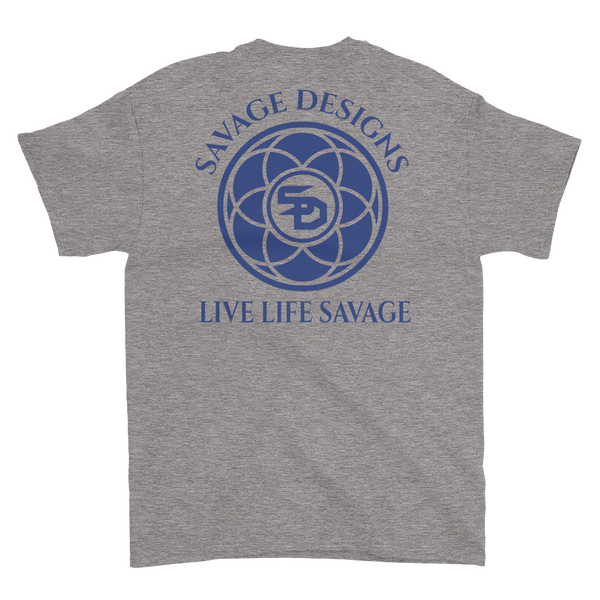 Savage Designs Egyptian Seed of Life Royal Blue- 9 Colors