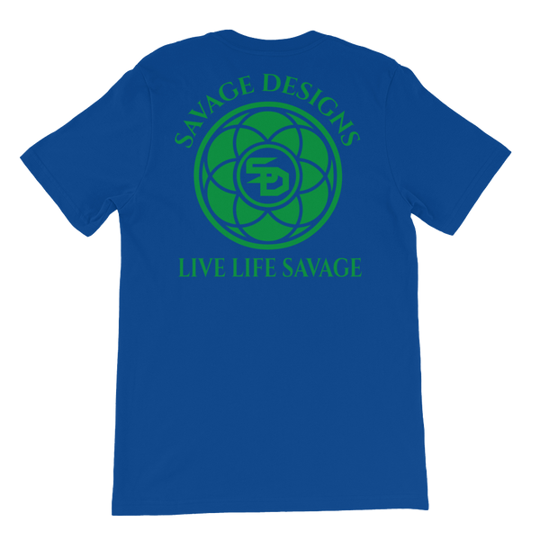 Savage Designs Egyptian Seed of Life Green- 8 Colors