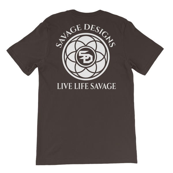 Savage Designs Egyptian Seed of Life White- 9 Colors