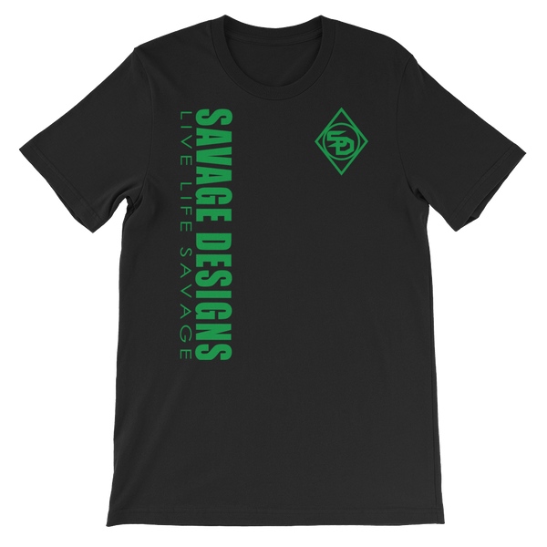 Savage Designs Triple Threat Green- 8 Colors