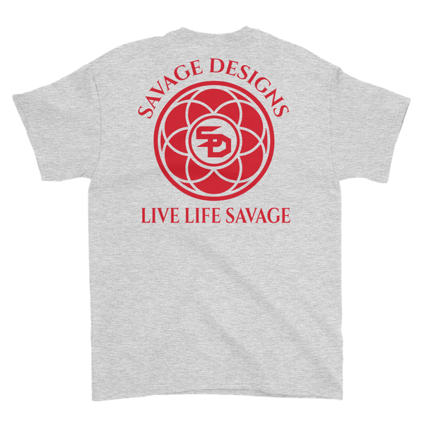 Savage Designs Egyptian Seed of Life Red- 6 Colors