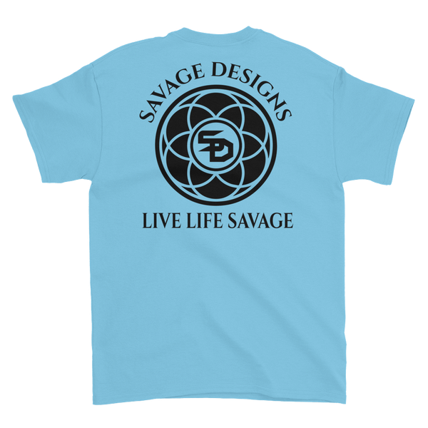 Savage Designs Egyptian Seed of Life Black- 10 Colors