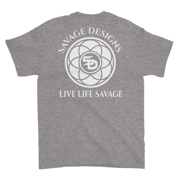 Savage Designs Egyptian Seed of Life White- 8 Colors