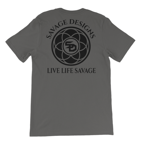 Savage Designs Egyptian Seed of Life Black- 9 Colors