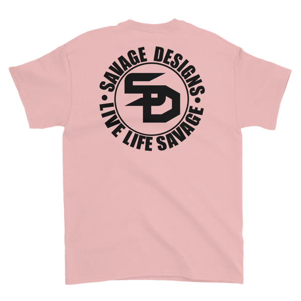 Savage Designs Triple Threat Black- 10 Colors