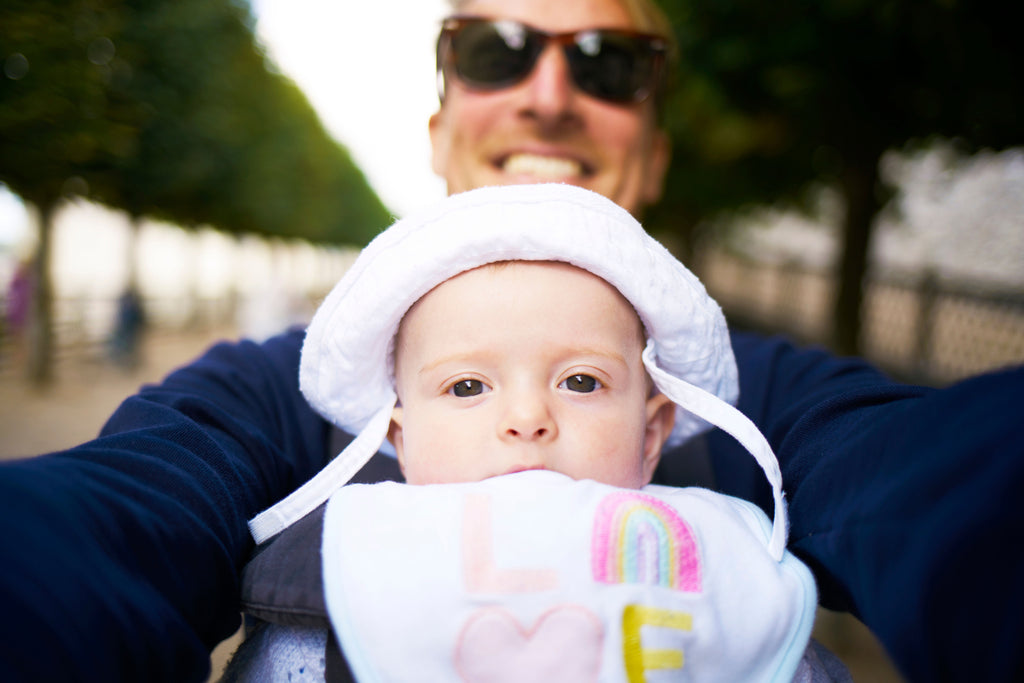 9 Essentials For Traveling With Baby