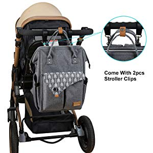Hangs Stroller for On-the-go
