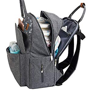 Large Diaper Bag Backpack For Mom