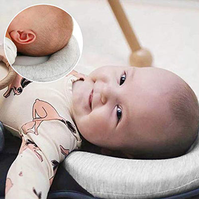 Reduces the risk of plagiocephaly