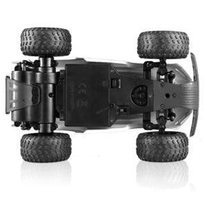 Sturdy Chassis Structure