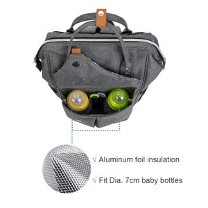 Front Two Insulation Bottles