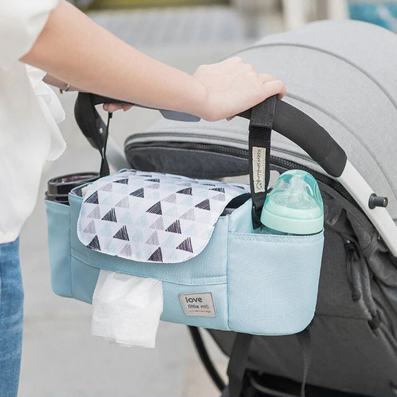Love Little Me® Baby Stroller Organizer Bag
