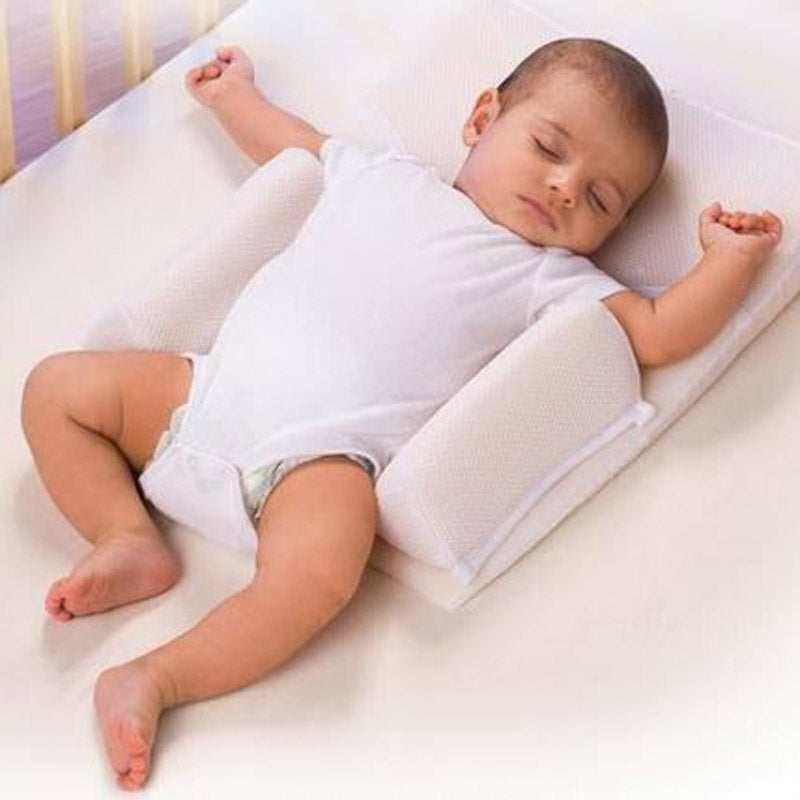 Sozzy Baby Sleep Fixed Position & Anti Roll Pillow