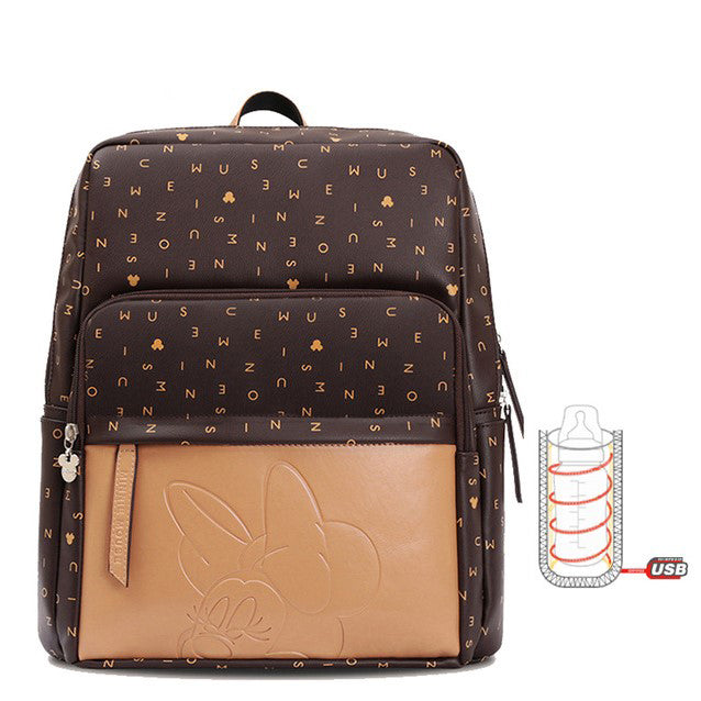 Disney Simply Chic Diaper Backpack