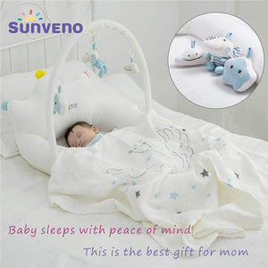 Sunveno Portable Baby Bed Infant Lounger Suitable from 0-24 Months