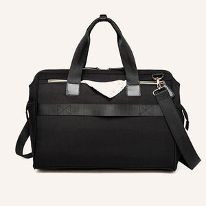 CLD 2 in One CrossBody Messenger Diaper Bags