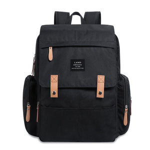 [2020] Land ON-The-Go Baby Diaper Bag Backpack for Dads and Moms