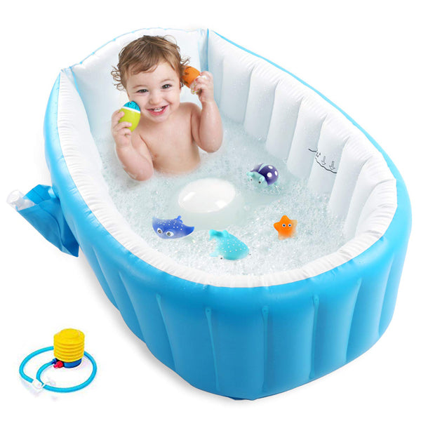 Inflatable Baby Bath Tub