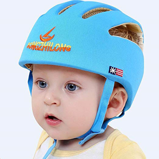 Baby Adjustable Safety Helmet Head Protector