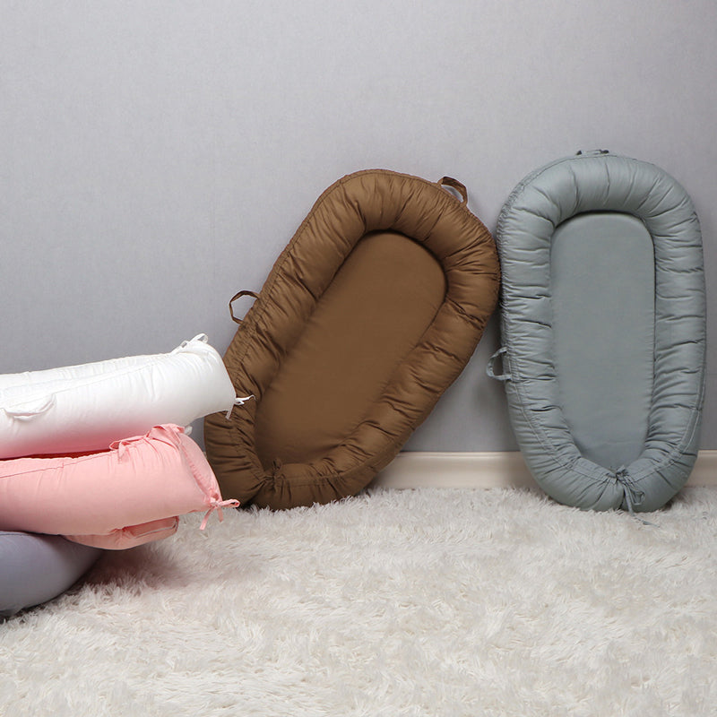 Baby Lounger and Baby Nest Co Sleeping Baby Bassinet