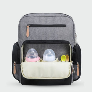 Land ON-The-Go Diaper Backpack for Mom and Dad (2019)