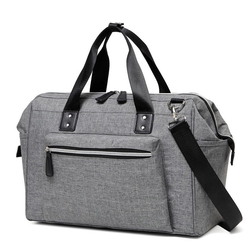 AimaBaby Stylish Tote Diaper Bag