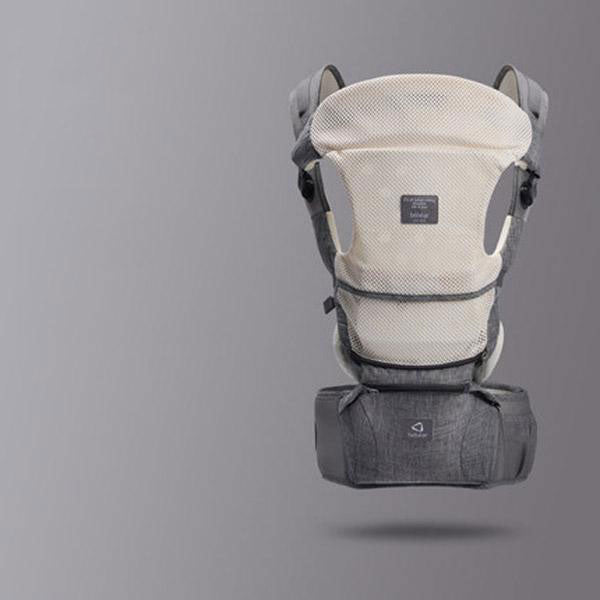 Bebear G01 10 Position Ergonomic Soft Airflow Baby Hip Seat Carrier