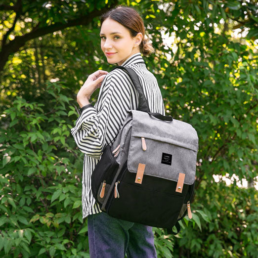 (2019) Land ON-The-Go Baby Diaper Bag Backpack