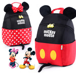 Disney Toddler Safety Anti-Lost Backpacks for Toddlers Age 3-5 Years Old