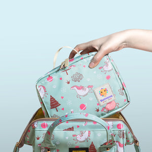 Sunveno Fairyland Wet Bag Diaper Bag Tote