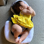 Baby Flat Head Pillow & Portable Sleeping Pad