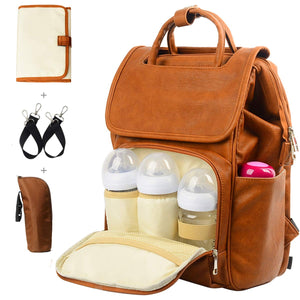 The Rory City Diaper Bag Backpack