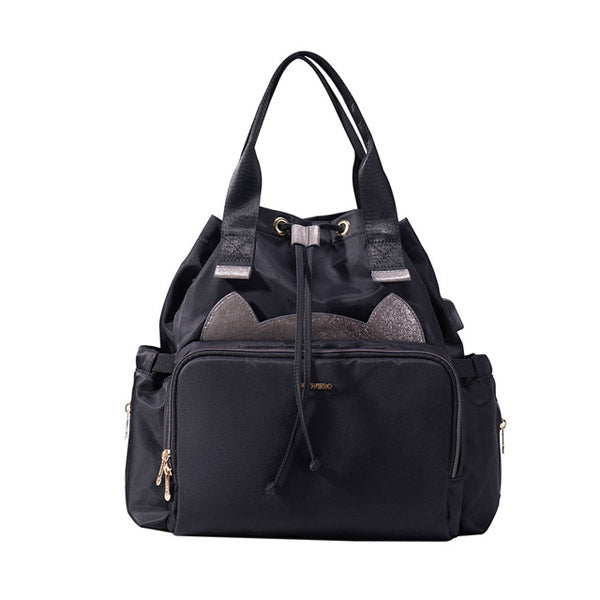 Sunveno® Cat Tote Diaper Bag