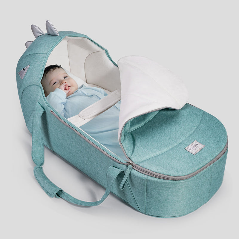 Sunveno Baby Moses Basket & Travel Bed