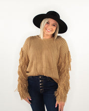 Tassel Sweater