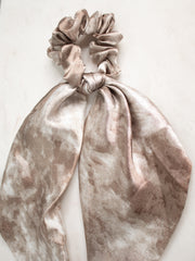 Hair Scarf - Taupe Cloud