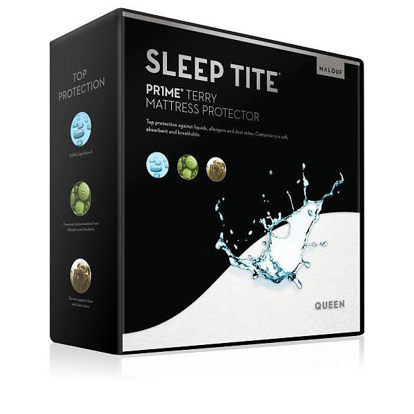 Sleeptite Pr1me® Terry Mattress Protector