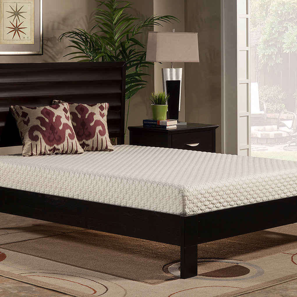 BED BOSS 8 inch Callaway Firm Memory Foam