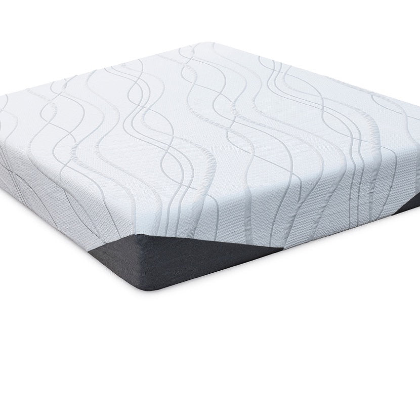BED BOSS 10 inch Destiny Cushion Firm - Mattress in a Box