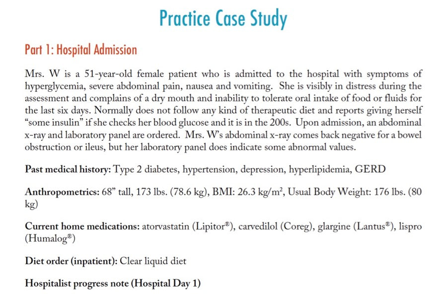Understanding Gastroparesis: A Case Study | 1 CPEU