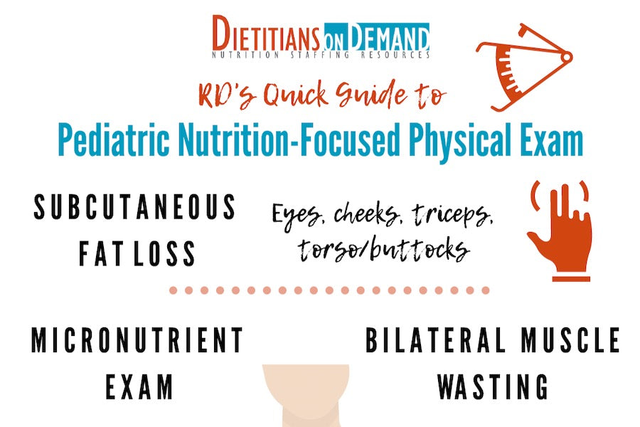 RD's Quick Guide to Pediatric NFPE | Infographic