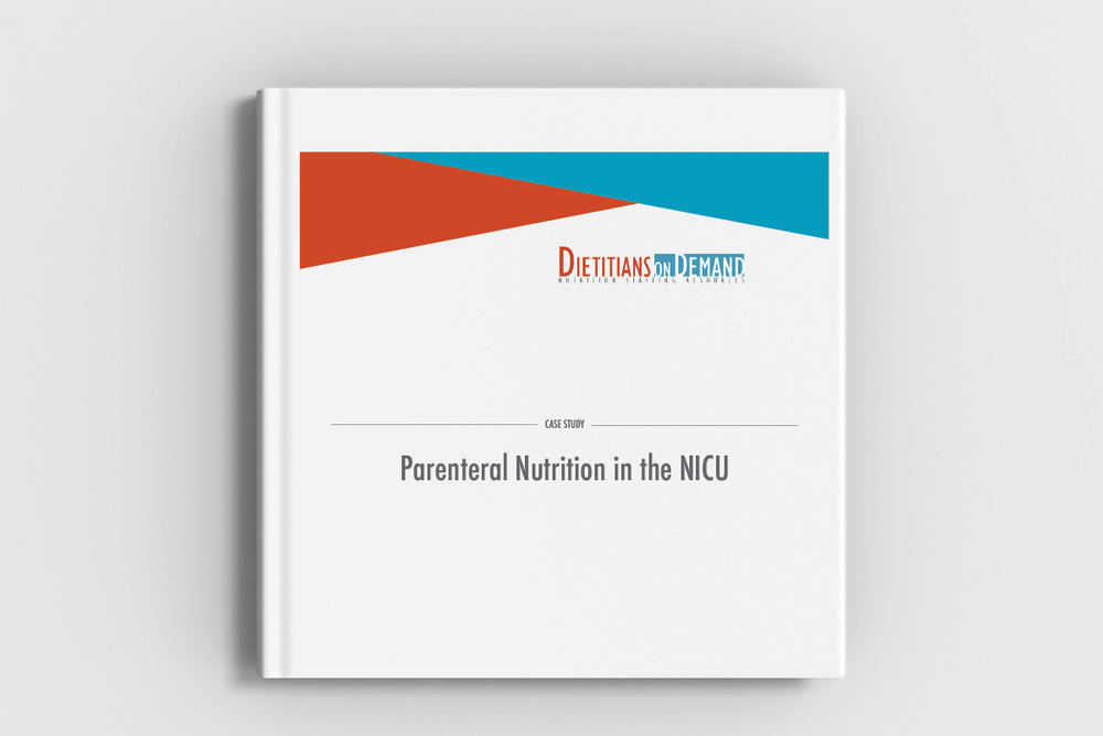 Parenteral Nutrition in the NICU | 1 CPEU