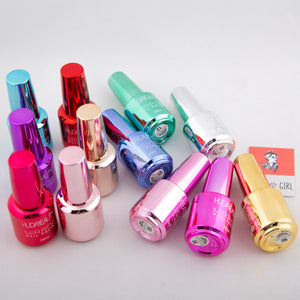 Chrome Mirror Nail Paints